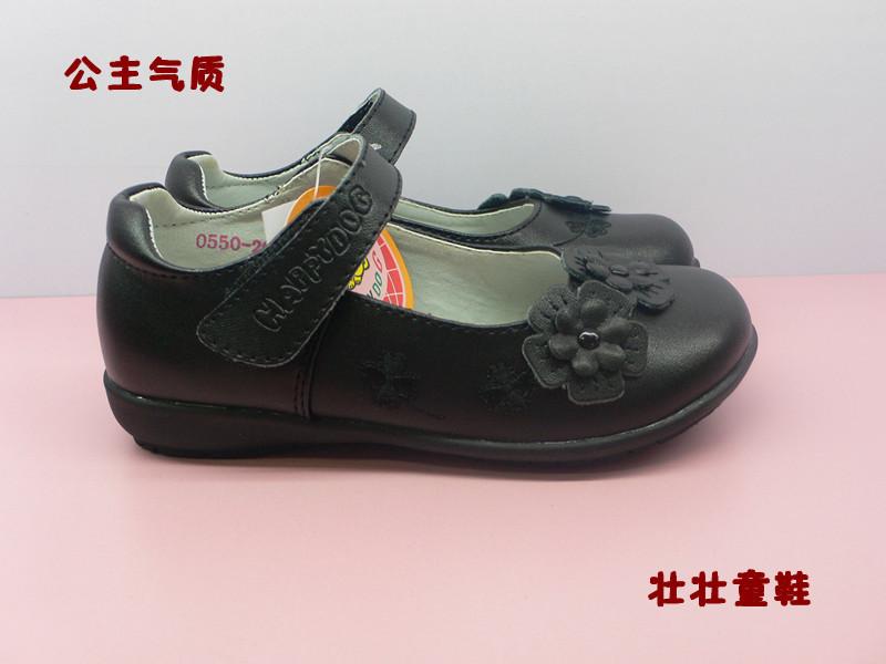 学生鞋_Maniebaby可爱学生鞋韩国单粗跟小高跟丁字