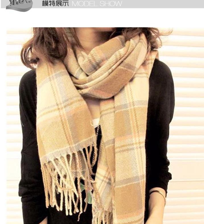围巾 集采价格48元  颜色:绿色