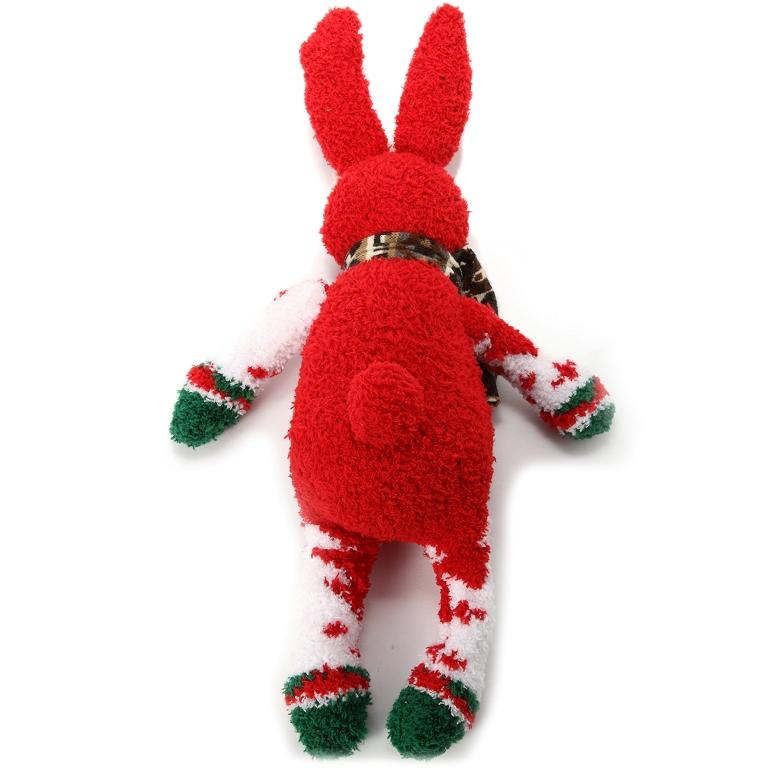 怎么做一只可爱的兔子 玩具的手工制作方法2_手工